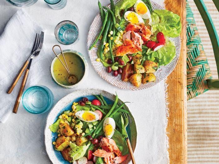 ▷ 1001 + idées fraîcheur pour trouver votre recette salade dété préférée