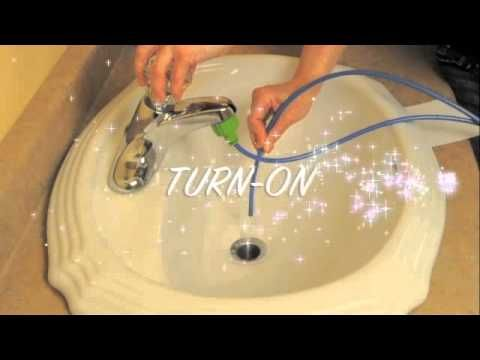 How To Unclog A Sink Tub Toilet Waterdrills Your Safe Choice To Tough Clogs Youtube Unclog Unclog Drain Clogged Drain Bathtub