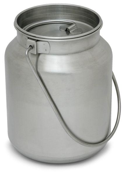 1 Gallon Stainless Steel Bucket With Lid Stainless Steel Steel Bucket Survival