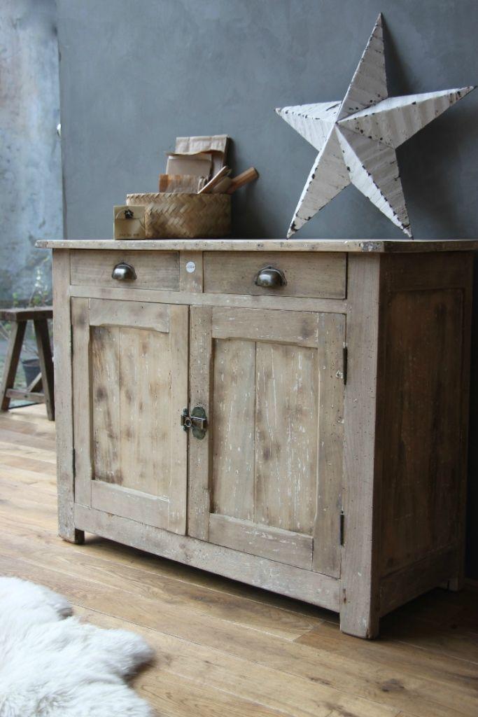 Déco ♡ Plus Deco Pinterest Meubles, Relooking et Idee deco - meuble en bois repeint