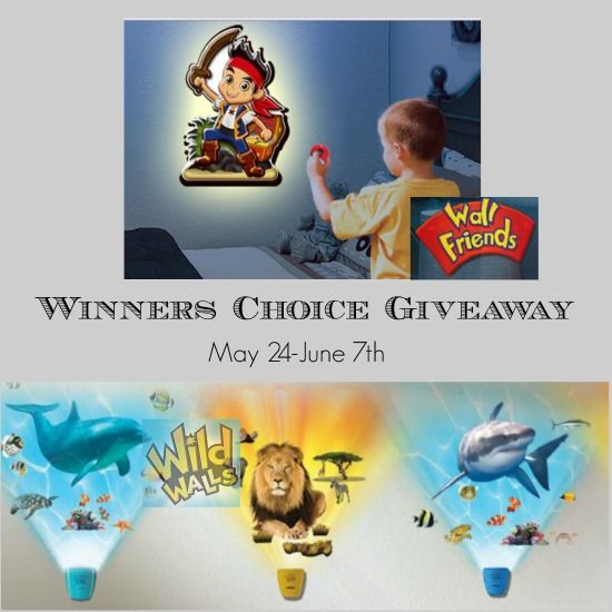 Uncle Milton Toys Wall Friend and Wild Wall #Review and #Giveaway