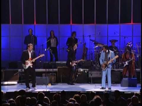 Eric Clapton and Buddy Guy - Hoochie coochie man Live @ Madison Garden