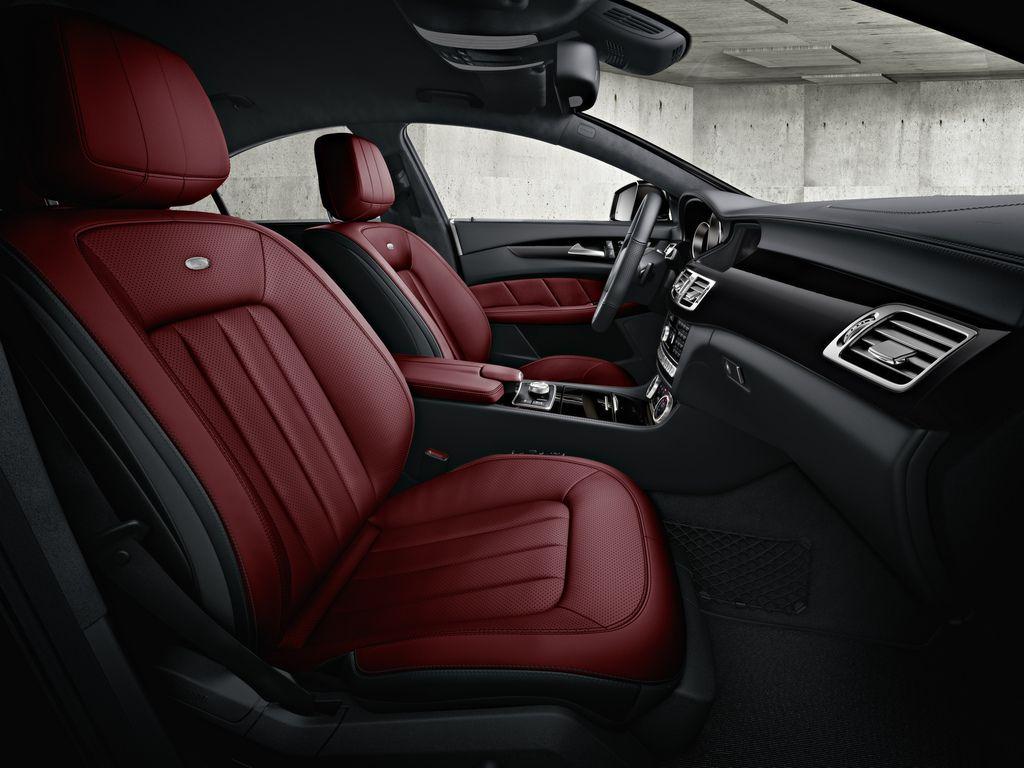 2012 Mercedes Benz Cls 550 Designo Paints Leather Interiors