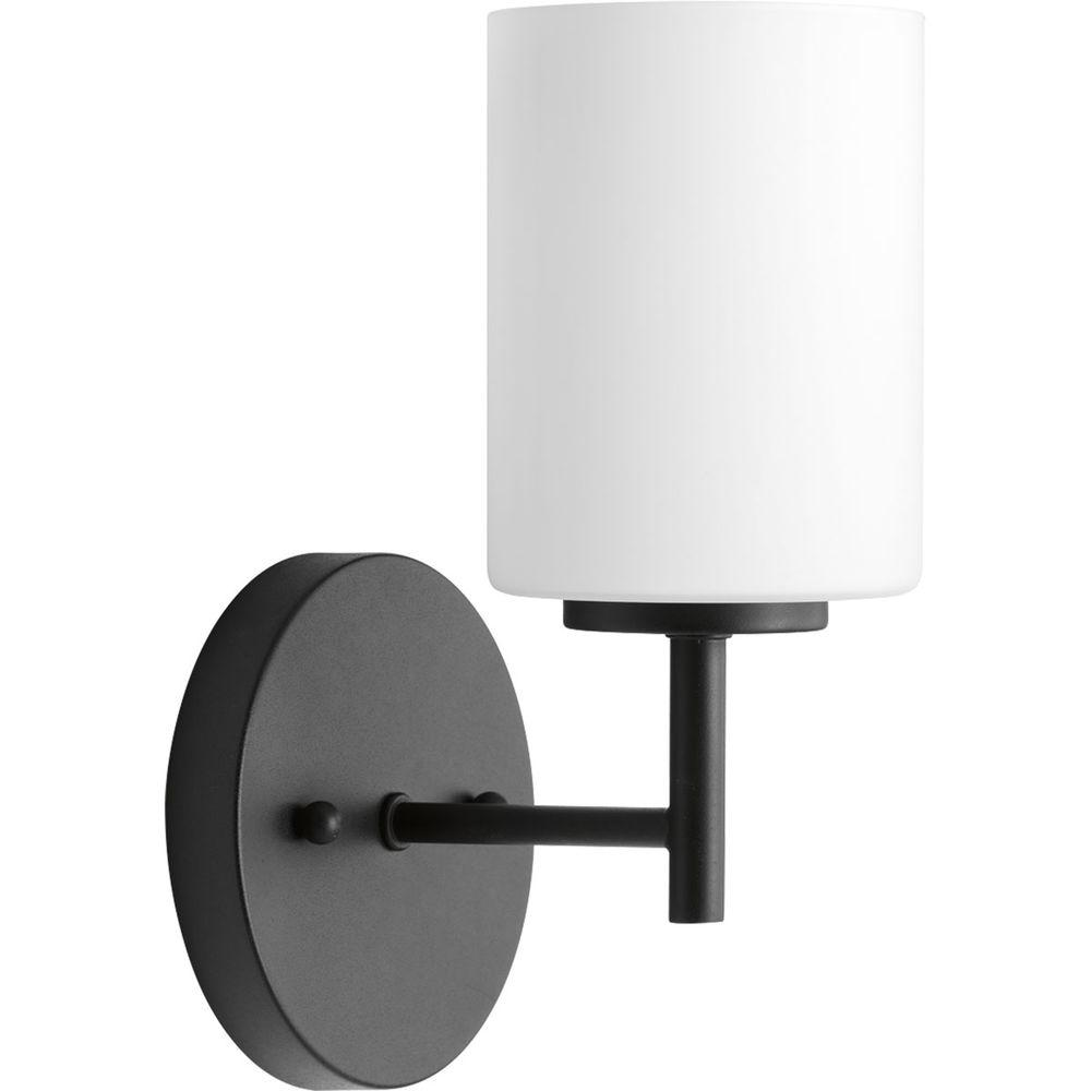 Replay 5 In 1 Light Black Bath Sconce