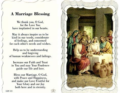 The Best Gift To Give A On Their Wedding Day Is Prayer Which Makes This Marriage Blessing Linen Card Ing Accompaniment