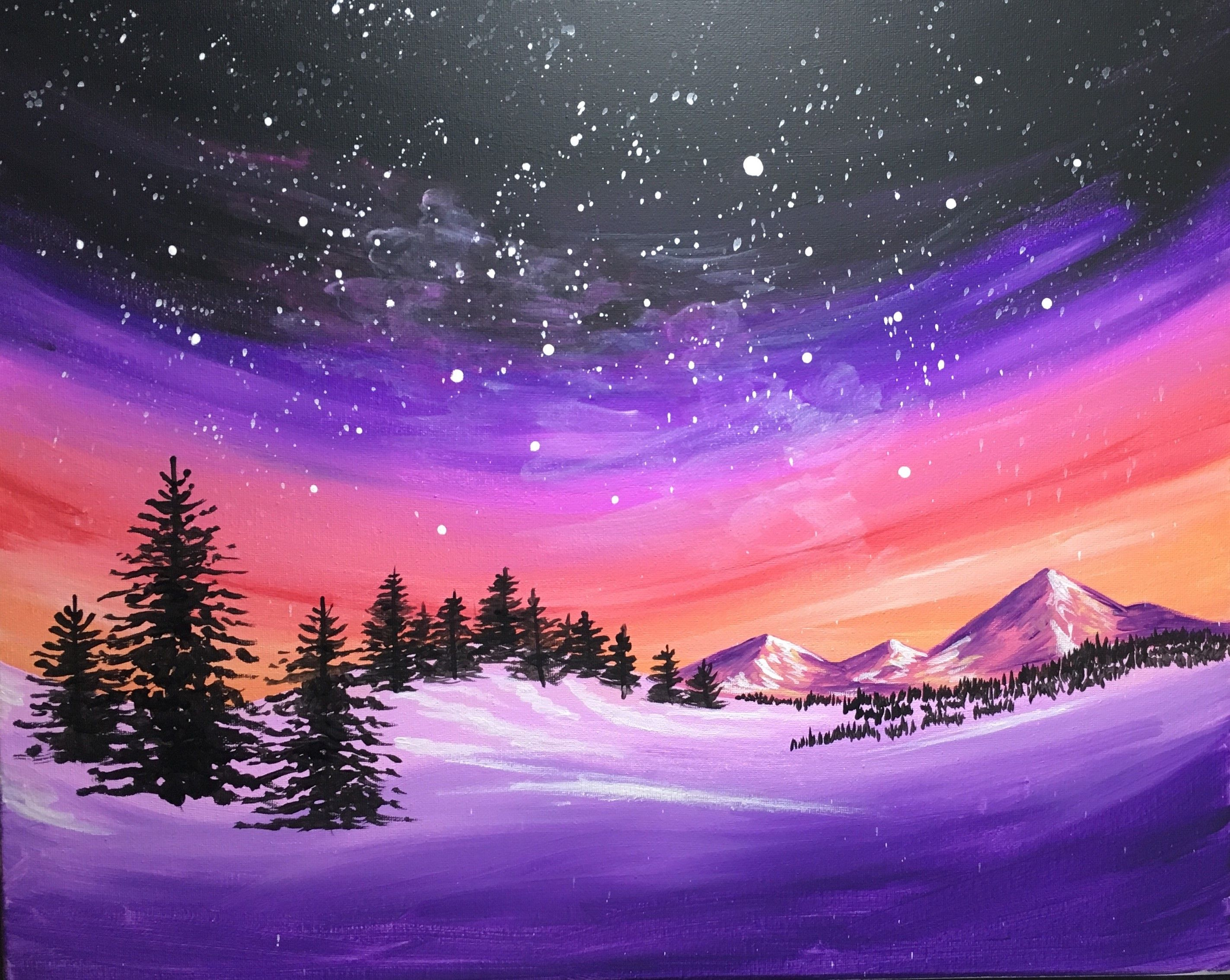#winterlandscape