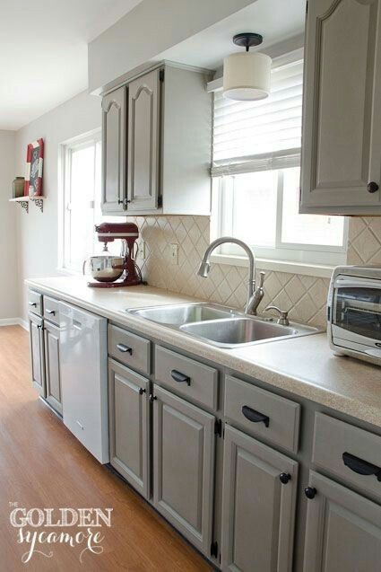 Best Pin By Kelli On Kitchen Ideas Kitchen Cabinets Painted 400 x 300