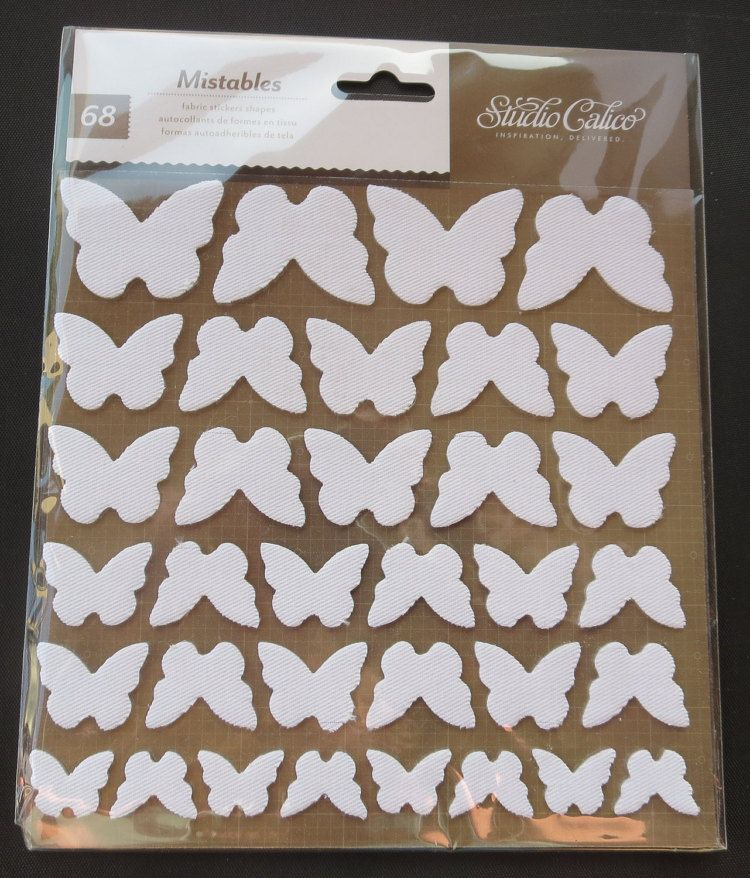 Studio Calico Mistables Butterfly by BlueBrit on Etsy