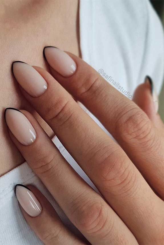 35 Soft, Romantic and Creative Nail Art Designs an