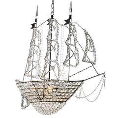 Canopy Designs Ship Chandelier CAA34