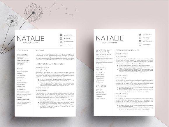 2961765 Resume Makeover Pinterest Professional resume