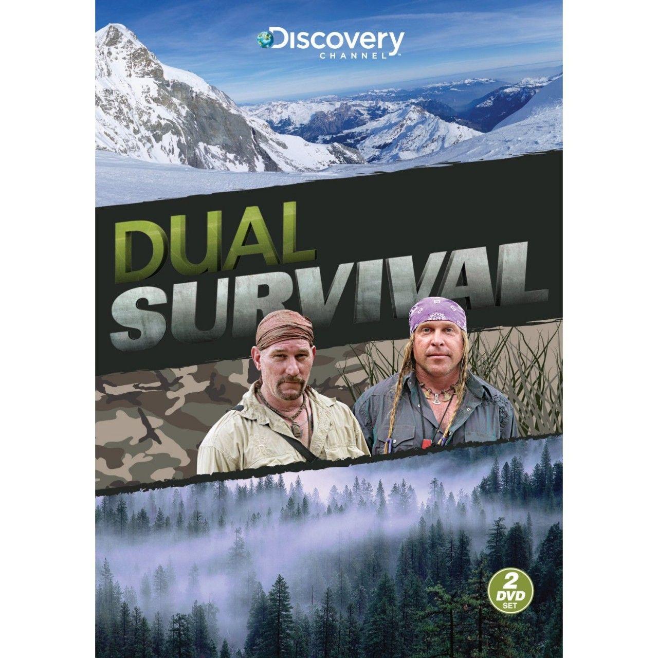 Dual survival survival movie reality tv survival