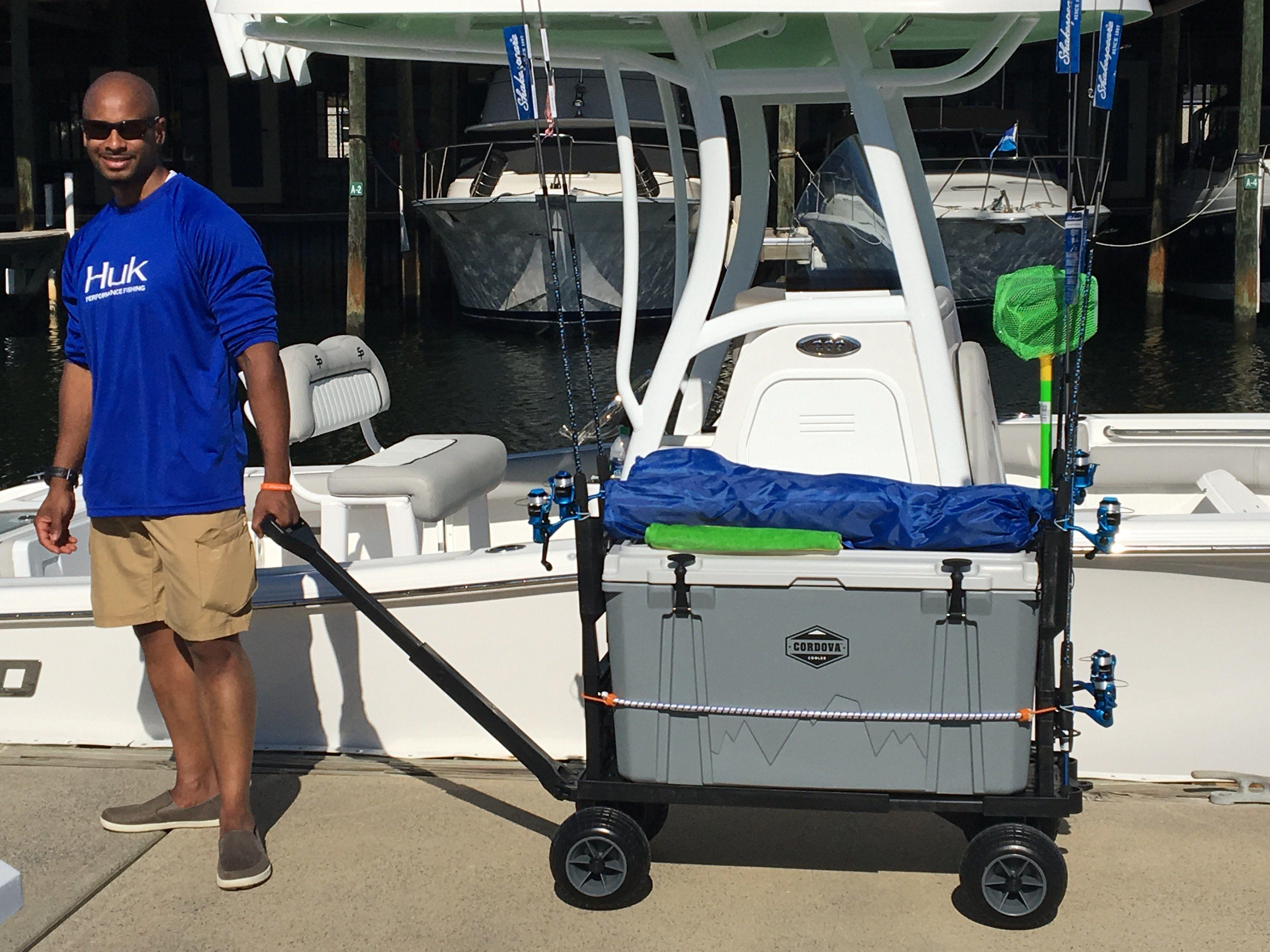Marina Dock Cart Summer Special! Summer special
