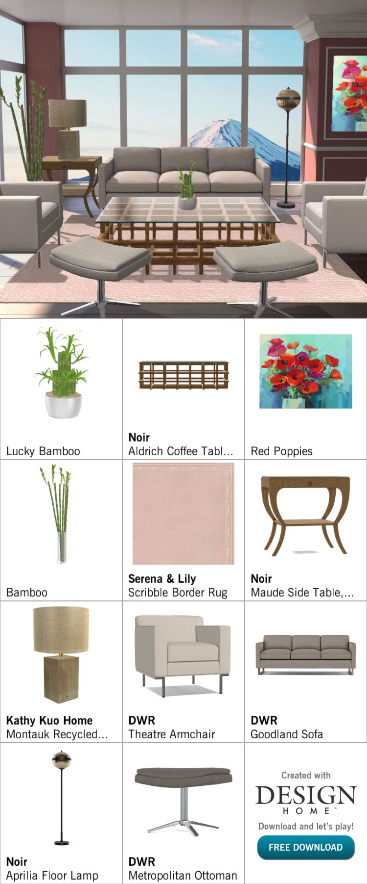 Created with Design Home! | My Home Designs - game app | Pinterest ...