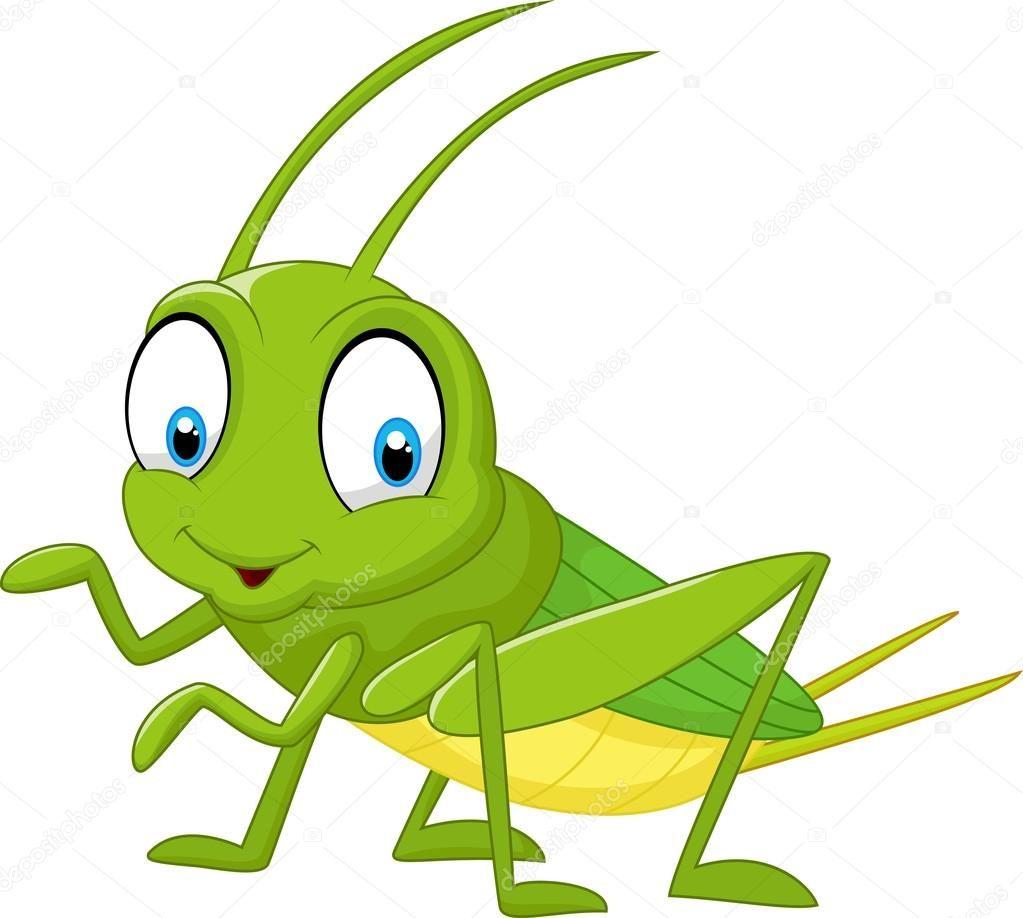 Resultado De Imagen Para Dibujo De Grillo Imagenes De Insectos Imagenes De Grillos Animales Bebes Animados