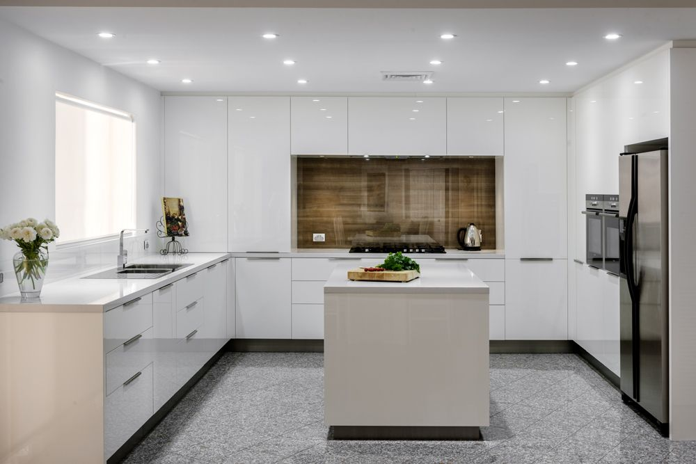 Delightful Kitchen Design Ideas Perth Part - 6: Western Cabinets Perth Western Australia Kitchens Designs And Ideas Modern