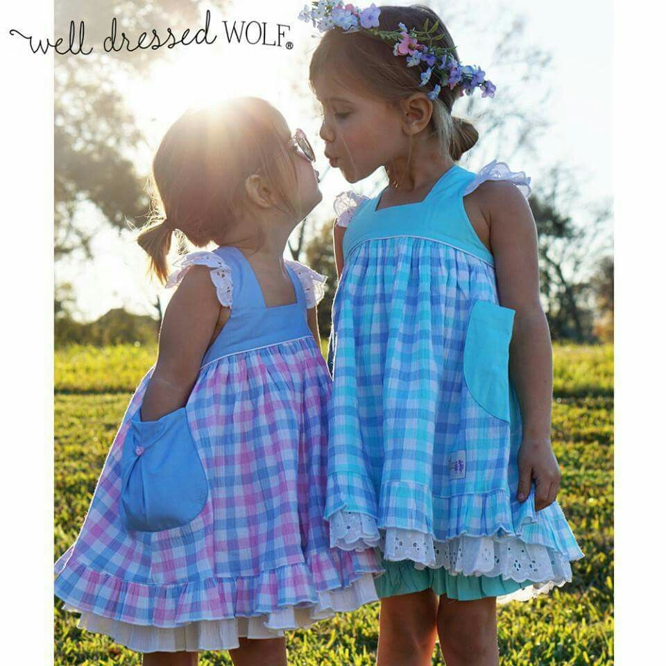 Well Dressed Wolf - Sweet Aunt Heart (Cotton Candy) -5y | My little ...
