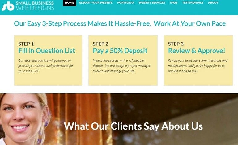 Small Business Web Design Agency