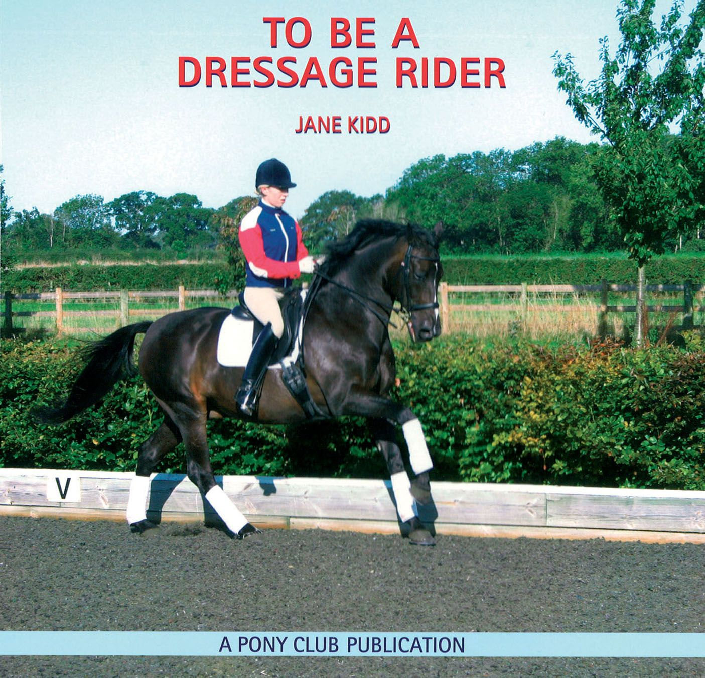 NEW ** A YOUNG PERSONS GUIDE TO EVENTING BOOK   **PONY CLUB ** RIDING COMPETING