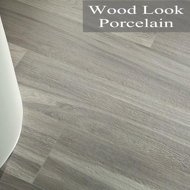 Gl Tile Coem Signum Rovere Grigio Grey 6 X Wood Look