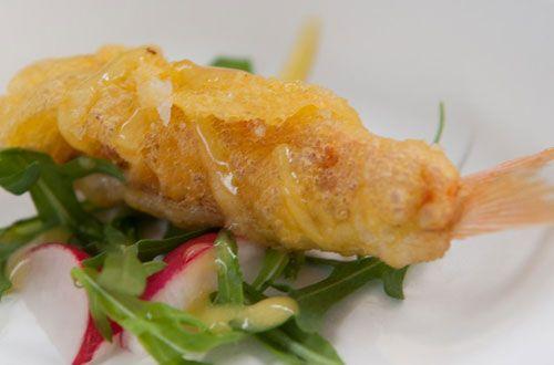 #Triglie pastellate in agrodolce - #ricetta http://www.lorointavola.it/triglie-pastellate-in-agrodolce-ricetta/