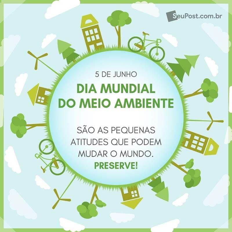 Frases Para O Dia Mundial Do Meio Ambiente Baixe Gratis E