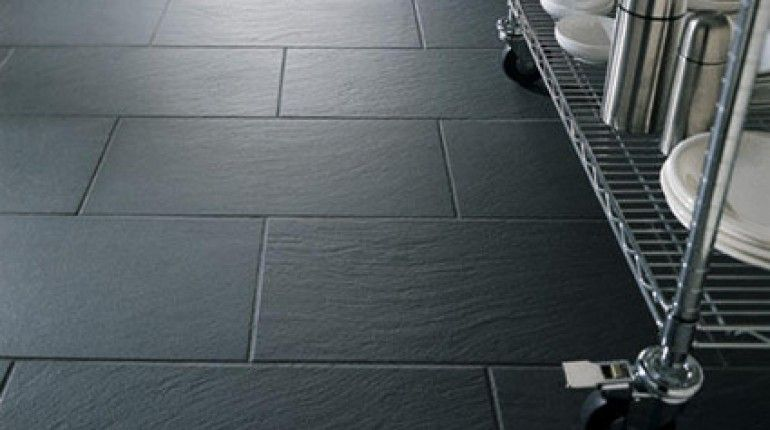 winning ceramic tile with a slate look