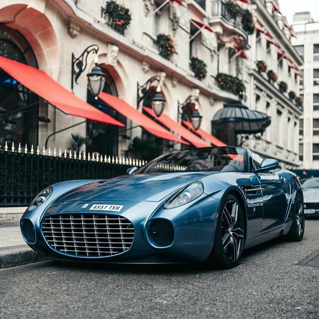 GTZ Nibbio Zagato Ferrari, High performance cars, New cars