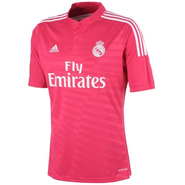 adidas Real Madrid 2014-15 Official Away Soccer Jersey - model M37315