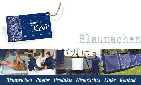 Koo original Blaudruck Blaumachen | Print | Pinterest | Vienna