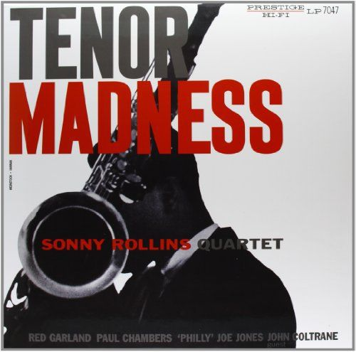 Sonny Rollins - Tenor Madness | Products | Sonny rollins
