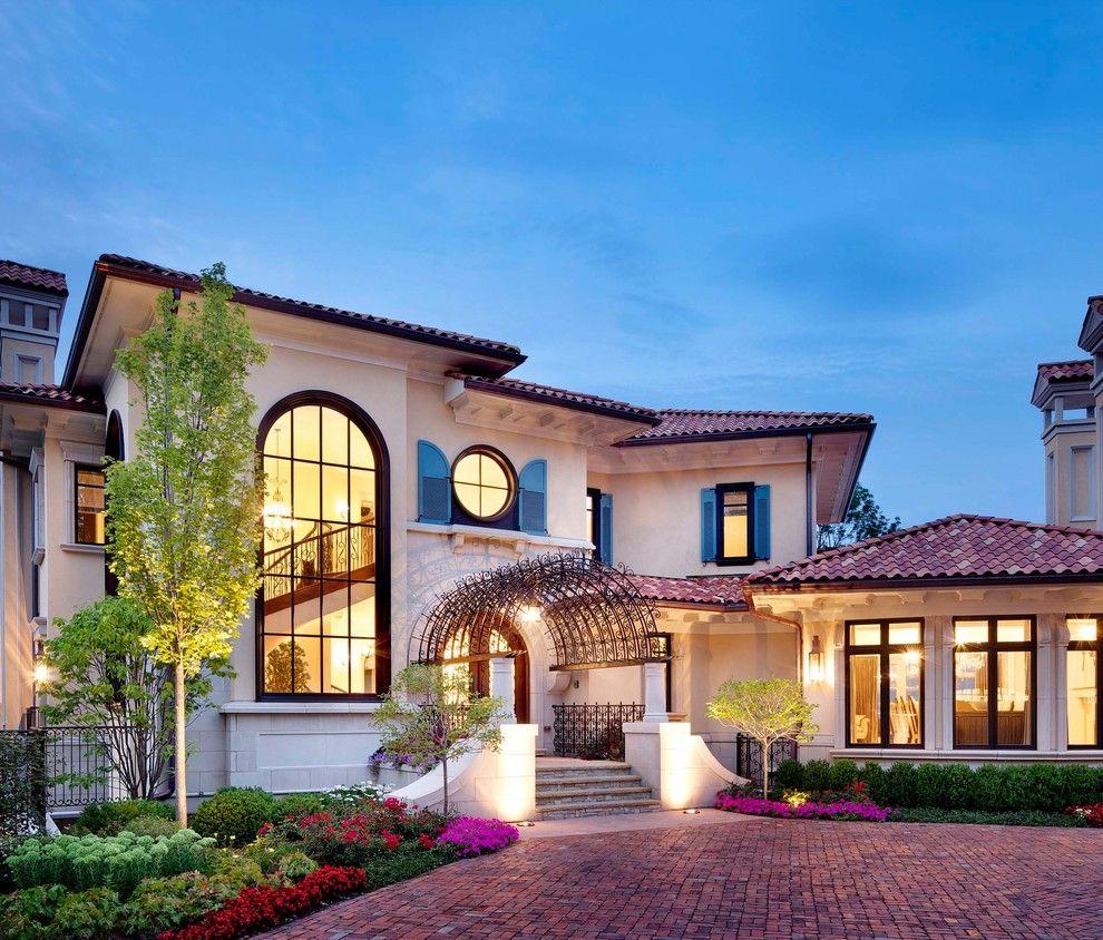 17 Glorious Mediterranean Exterior Designs That Will Take Your Breath Away Mediterranean Homes Exterior Design Mediterranean Homes Exterior