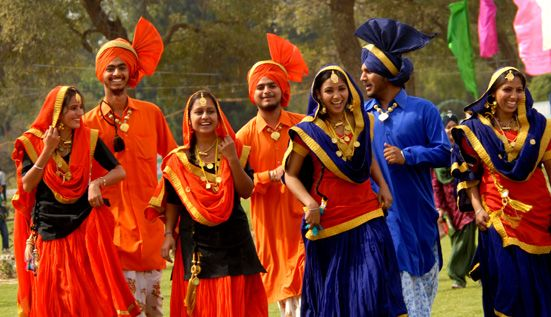 Related image traditional dress of punjab