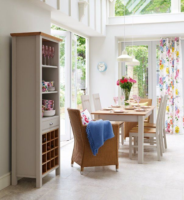 2 Padstow Slat-Back Dining Chairs - Marks & Spencer | Kitchen ...