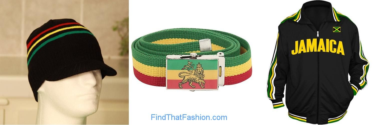Jamaican Clothing
