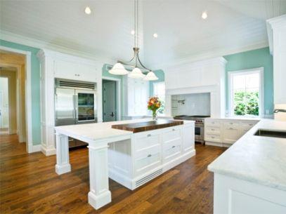 pisos de madera para cocinas - Recherche Google | CUISINE KITCHEN ...