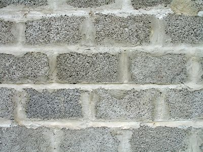 How To Fix A Pinhole Water Leak In Cinder Block Wall