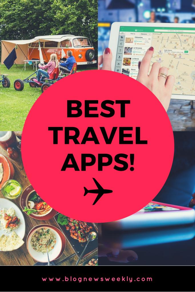 Best Travel Apps Best travel apps, Travel app, Usa