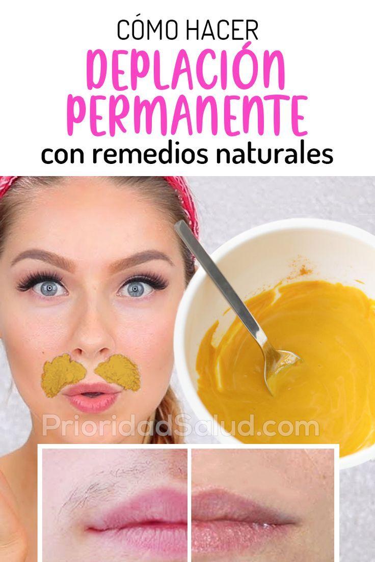 Como Hacer Deplacion Permanente Con Remedios Naturales Beauty Tips For Face Natural Beauty Tips How To Grow Eyebrows
