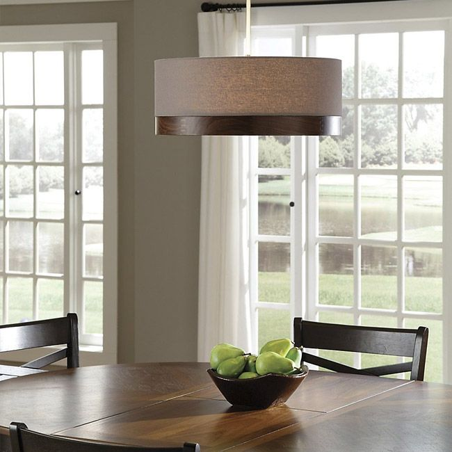 Drum Over Dining Room Table Lumens Topo