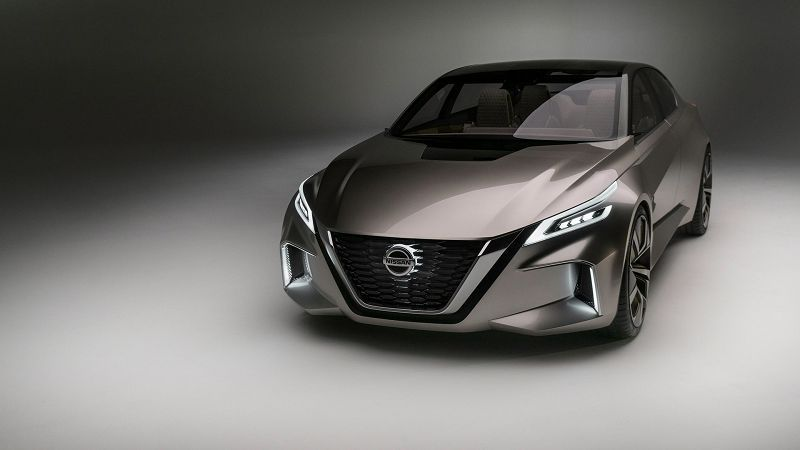 The 2020 Nissan Maxima Is Introducing A Mid Cycle Update This Sporty Four Door Sedan Looks Very Attractive And It Comes Wit Nissan Maxima Nissan Nissan Altima