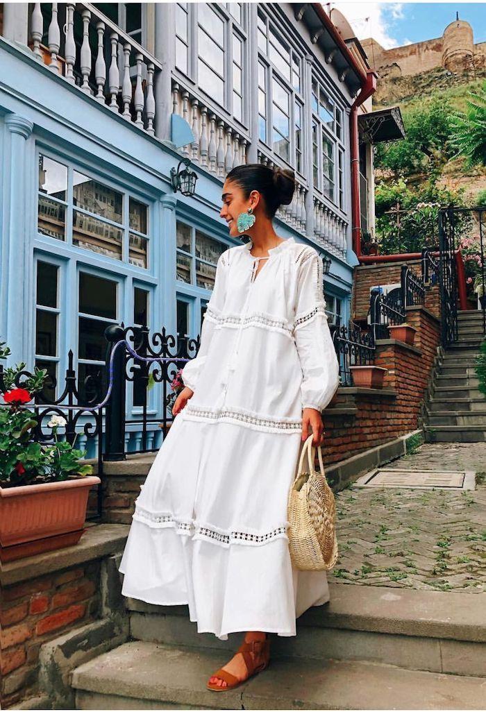 ▷ 1001 + idées pour trouver la meilleure robe longue bohème
