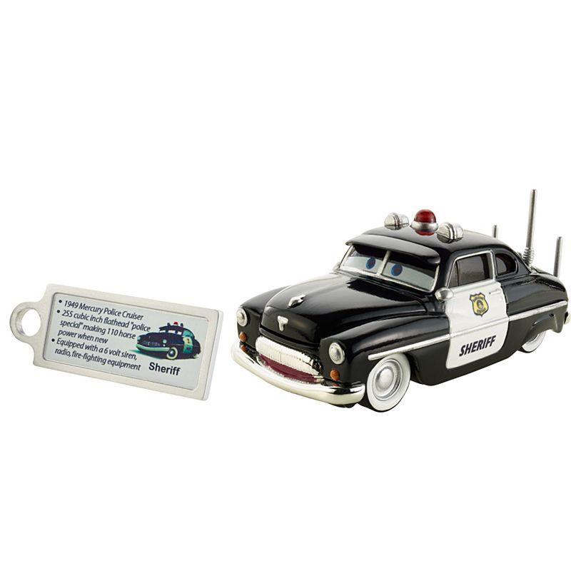 Disney Pixar Cars Precision Series Sheriff Die-cast Vehicle