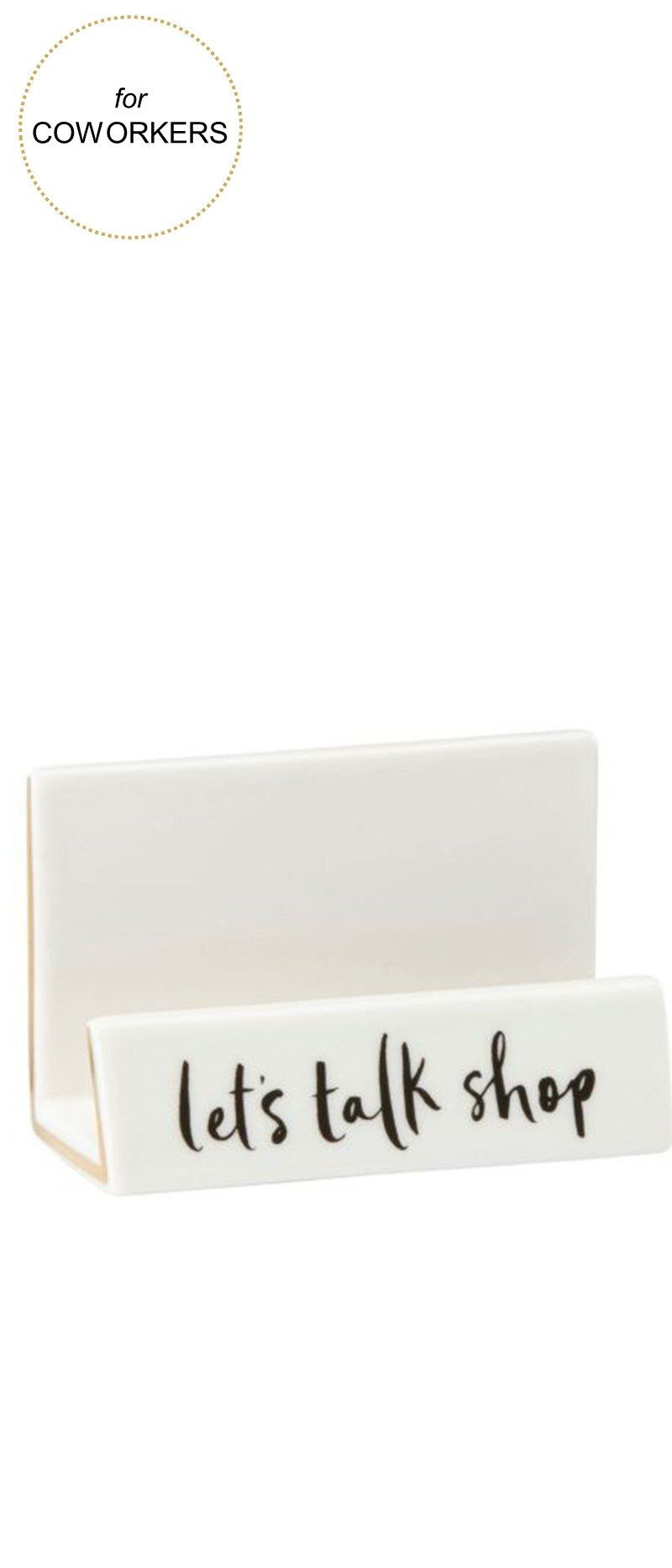 For the Co-Workers |kate spade new york® Daisy Place Business Card ...