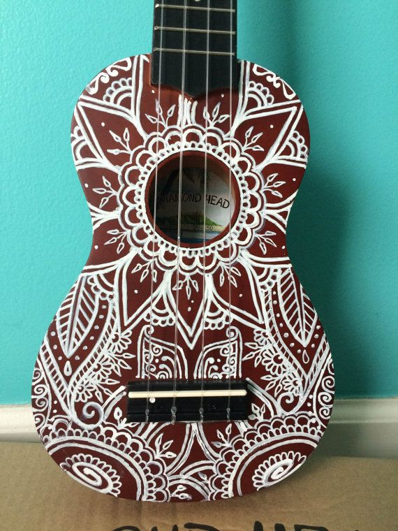 painted soprano ukulele                                                                                                                                                                                 More
