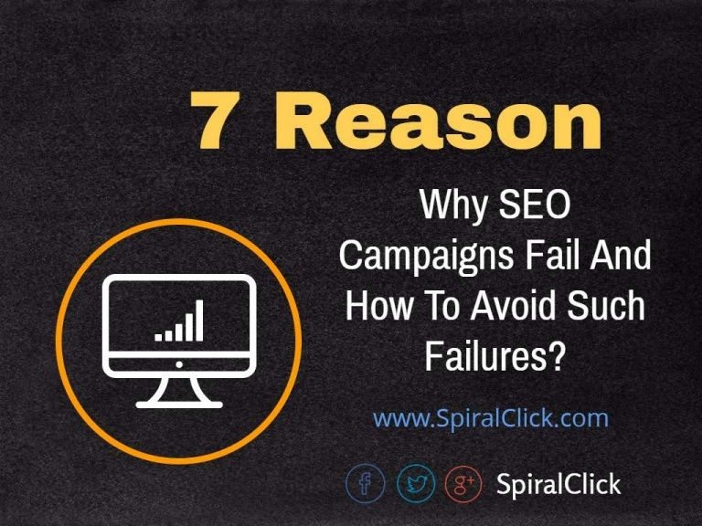 Majority of the SEO campaigns face failures due to the high expectation levels, and clients normally are low in budgets when acquiring such services.