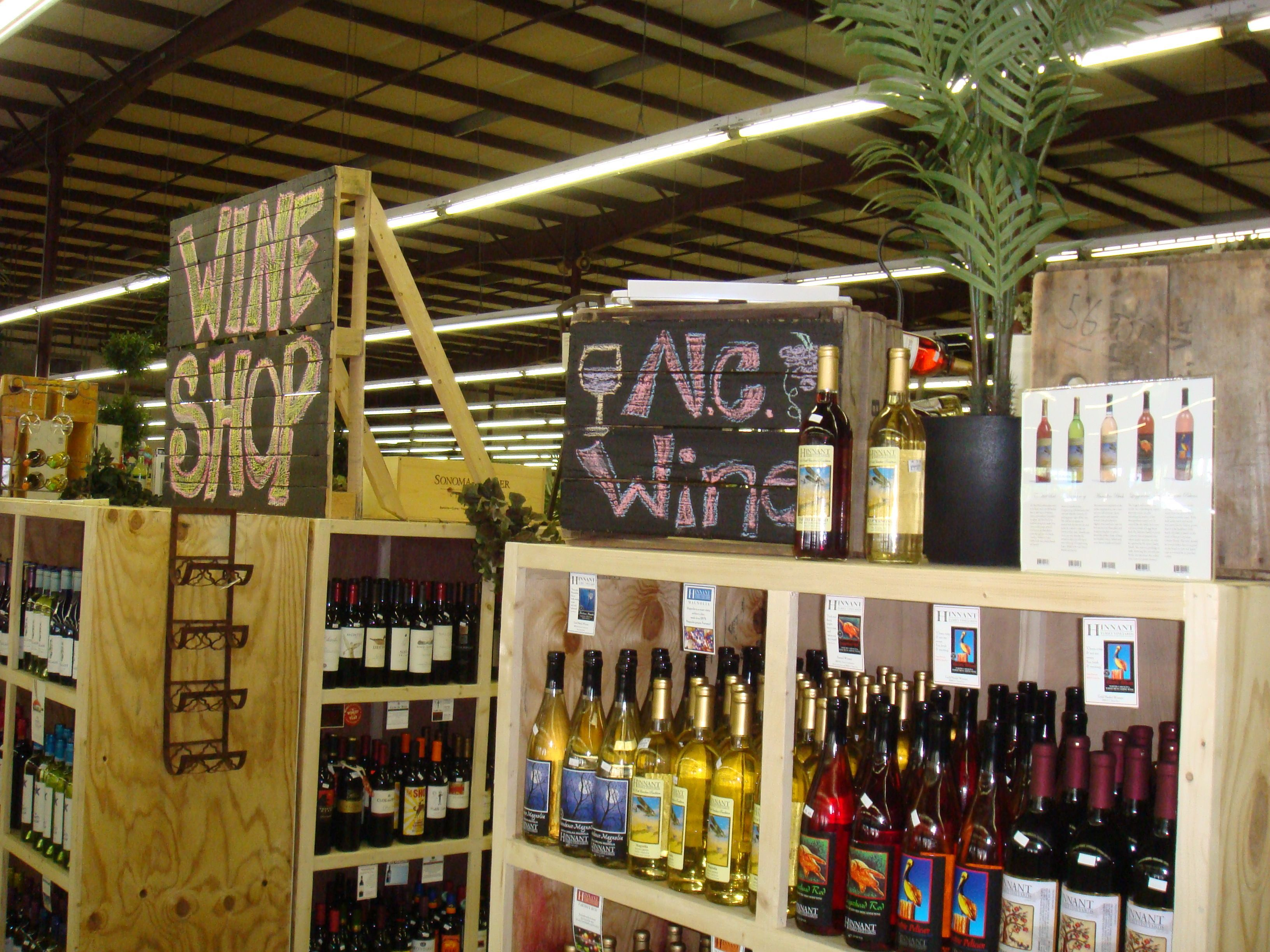 Smithfield, NC Wine rack
