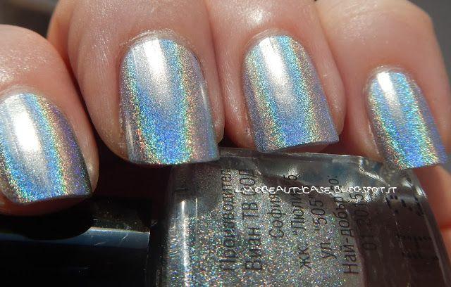 Perfect Holographic Nail Polish H2