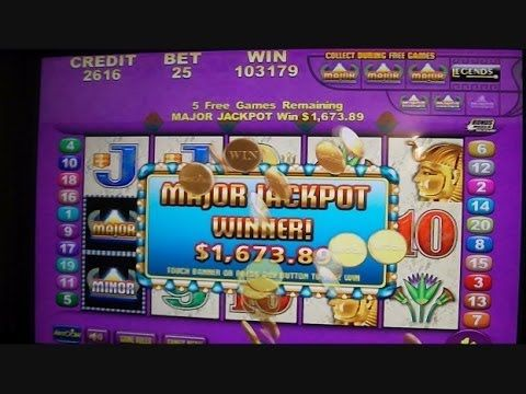 Pin On Las Vegas Slot Machine Bonus Big Win Board
