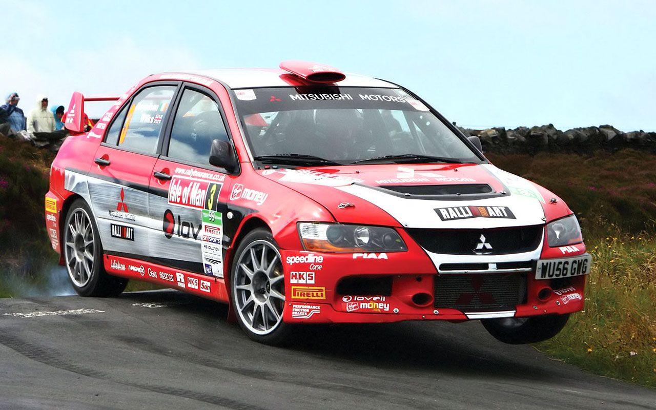 mitsubishi-rally-car | RALLY CARS | Pinterest | Rally car, Rally ...